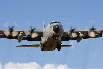 CH-09 - Belgium - Air Force Lockheed C-130H Hercules