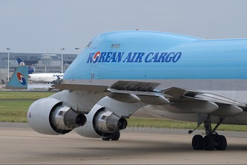HL7602 - Korean Air Cargo Boeing 747-400F, ERF