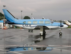 G-EEJE - Private Piper PA-31 Navajo (all models)