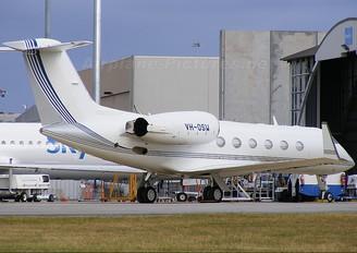 VH-OSW - AvWest Gulfstream Aerospace G-IV,  G-IV-SP, G-IV-X, G300, G350, G400, G450