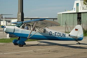D-EDUN - Private Piper PA-18 Super Cub