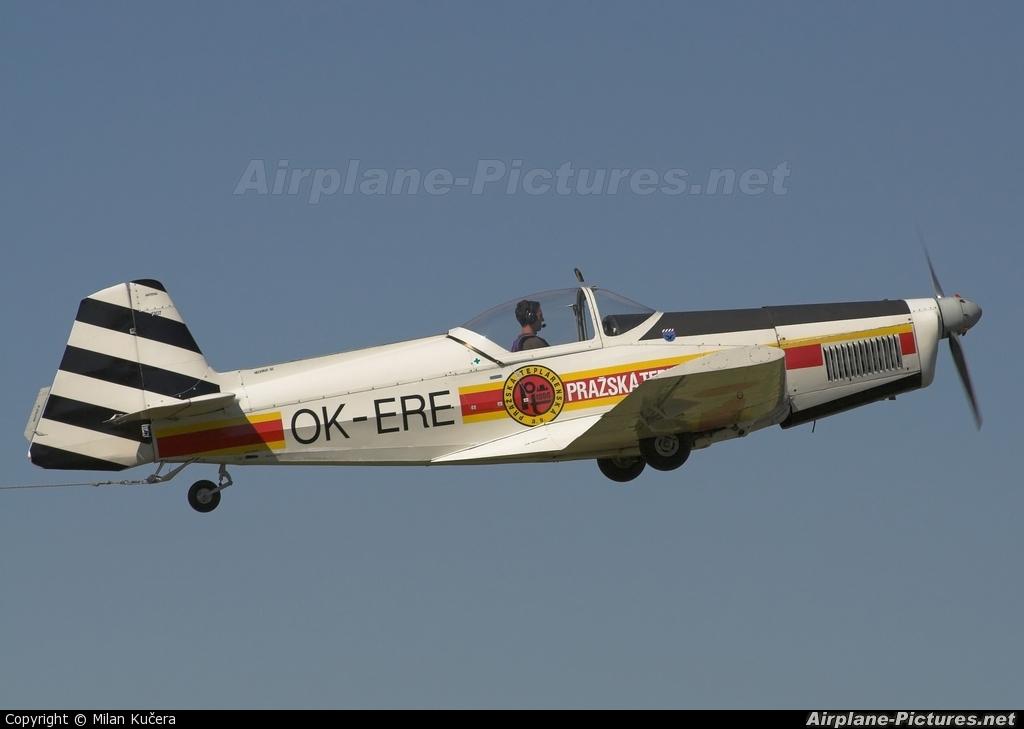 Aeroklub Točná OK-ERE aircraft at Prague - Točná