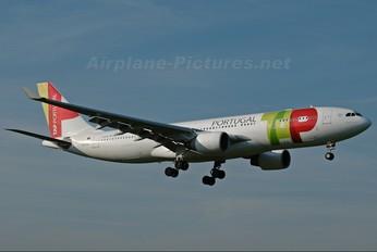 CS-TOJ - TAP Portugal Airbus A330-200