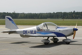 OK-VLA - Private Evektor-Aerotechnik EV-97 Eurostar