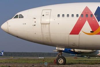 EK-86117 - Armenian Airlines Ilyushin Il-86