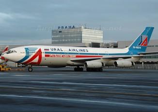 RA-86078 - Ural Airlines Ilyushin Il-86