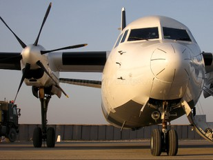 PH-FZH - Denim Air Fokker 50