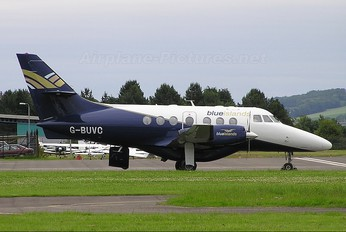 G-BUVC - Blue Islands Scottish Aviation Jetstream 31
