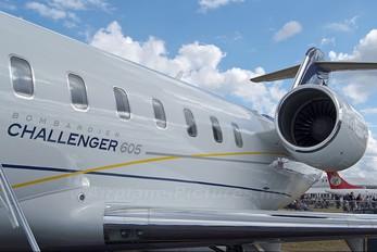 N605BA - Private Canadair CL-600 Challenger 605