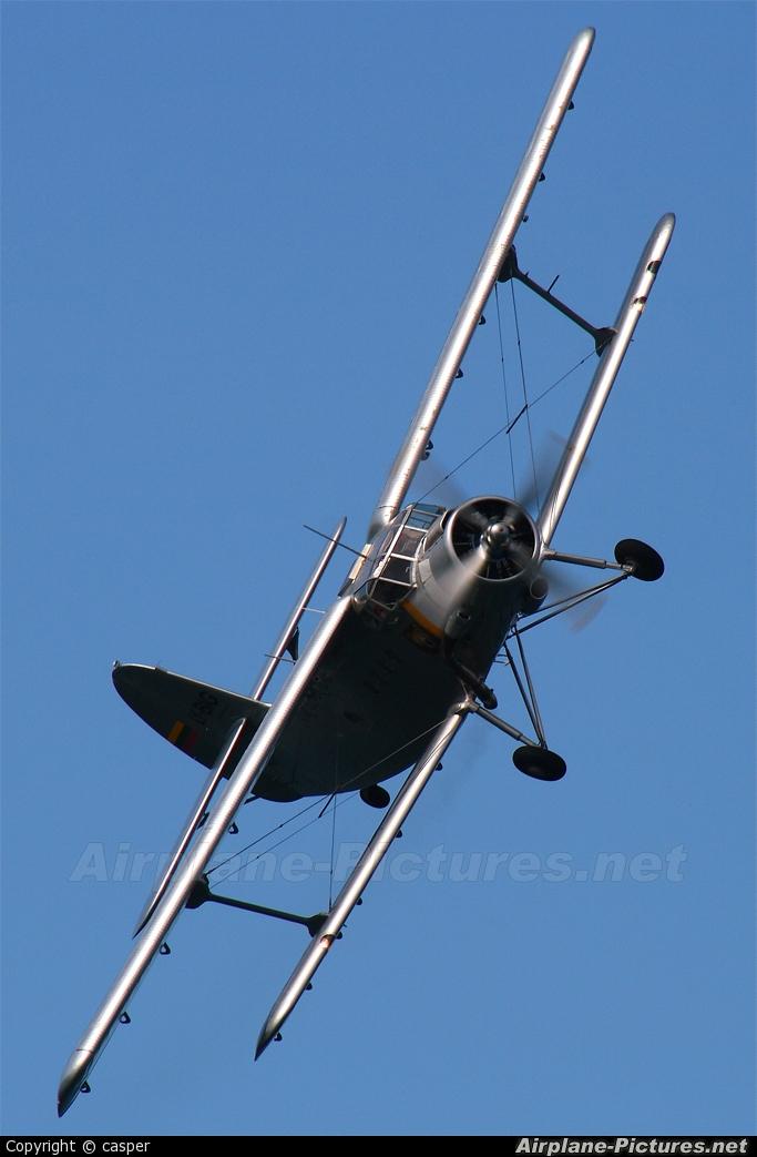 Air Unique LY-BIG aircraft at Portrush - Off Airport
