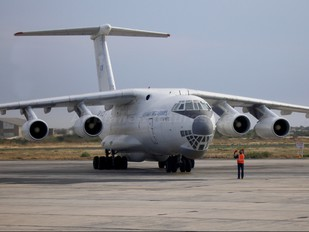 UR-UCD - Ukrainian Cargo Airways Ilyushin Il-76 (all models)