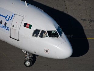TC-TUC - Ariana Afghan Airlines Airbus A321