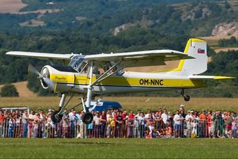 OM-NNC - Private Aero L-60 Brigadýr