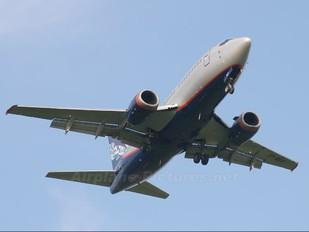 VP-BKO - Aeroflot Nord Boeing 737-500