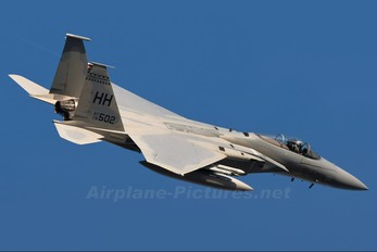 78-0502 - USA - Air National Guard McDonnell Douglas F-15C Eagle