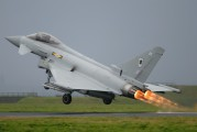 ZJ919 - Royal Air Force Eurofighter Typhoon F.2 aircraft