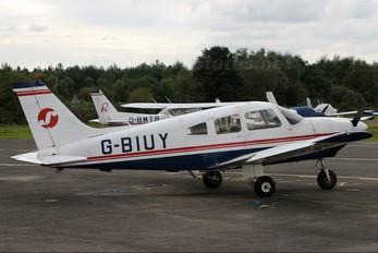G-BIUY - Private Piper PA-28 Archer