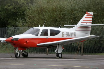 G-BMWR - Private Rockwell Commander 112