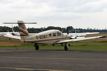 G-BOWY - Private Piper PA-28R Arrow /  RT Turbo Arrow