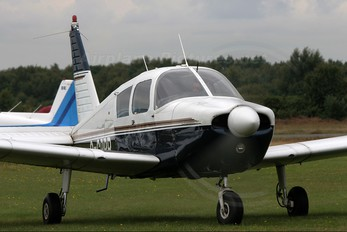 G-GBRB - Private Piper PA-28 Cherokee