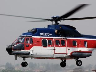 5N-BGO - Bristow Helicopters Aerospatiale AS332 Super Puma