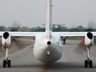 5N-DAP - Aero Contractors Nigeria de Havilland Canada DHC-8-300Q Dash 8