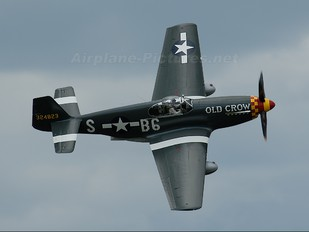 N551E - Private North American P-51B Mustang
