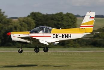 OK-KNH - Slovacky Aeroklub Kunovice Zlín Aircraft Z-142