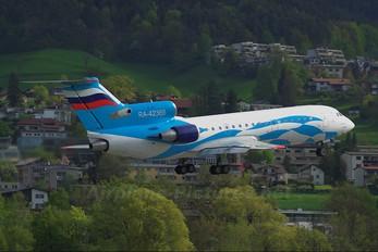RA-42365 - Aero Rent Yakovlev Yak-42