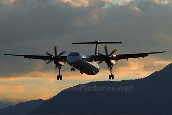 OE-LGF - Tyrolean Airways de Havilland Canada DHC-8-400Q / Bombardier Q400