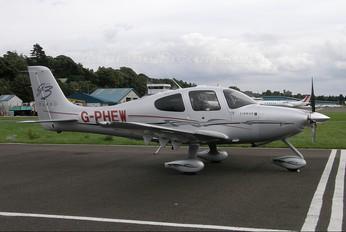 G-PHEW - Private Cirrus SR22