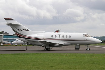 CS-DRD - NetJets Europe (Portugal) Hawker Beechcraft 800XP