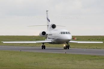 F-HAXA - Private Dassault Falcon 900 series