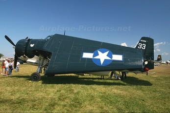 N33BM - Private Grumman TBM-3 Avenger