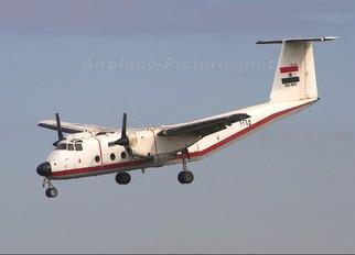 1164 - Egypt - Air Force de Havilland Canada DHC-5 Buffalo