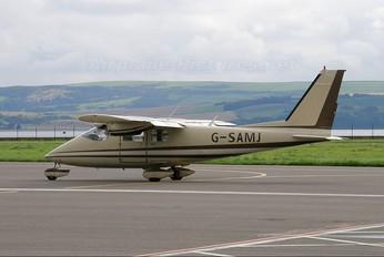 G-SAMJ - Ravenair Partenavia P.68