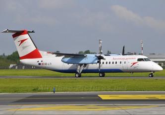 OE-LTI - Austrian Airlines/Arrows/Tyrolean de Havilland Canada DHC-8-300Q Dash 8