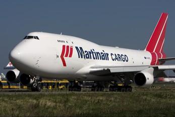 PH-MPQ - Martinair Cargo Boeing 747-400BCF, SF, BDSF