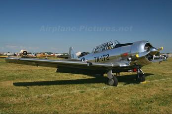 N3172G - Private North American Harvard/Texan (AT-6, 16, SNJ series)