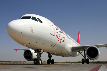 A6-ABY - Air Arabia Airbus A320