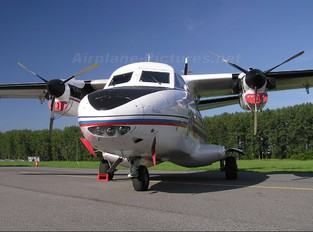 - - Slovakia -  Air Force LET L-410 Turbolet