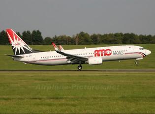 SU-BPH - AMC Airlines Boeing 737-800