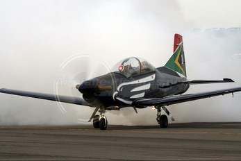 2023 - South Africa - Air Force Pilatus PC-7 I & II