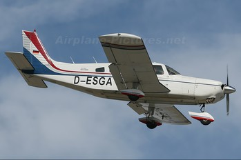 D-ESGA - Private Piper PA-32 Cherokee Six