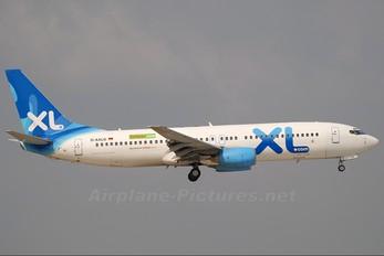 D-AXLG - XL Airways (Excel Airways) Boeing 737-800