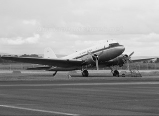 VH-CWS - Classic Wings Douglas DC-3