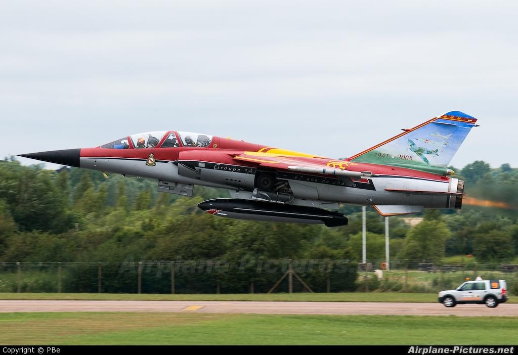 France - Air Force 518 aircraft at Fairford