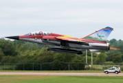518 - France - Air Force Dassault Mirage F1B aircraft