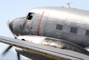 77 - South Africa - Air Force Douglas C-47TP