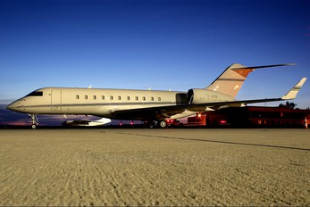 PR-XDN - Private Bombardier BD-700 Global 5000